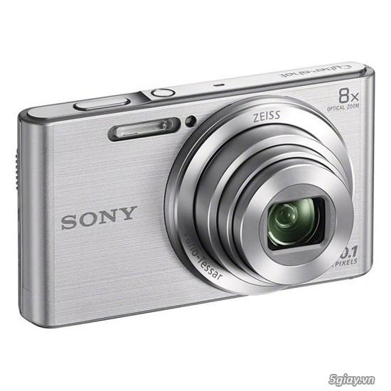 { ĐÔN GIÁ } Máy ảnh Sony DSC- W830 chính hãng, còn bảo hành 1 năm. End: 23h59p ngày 13/01/2018