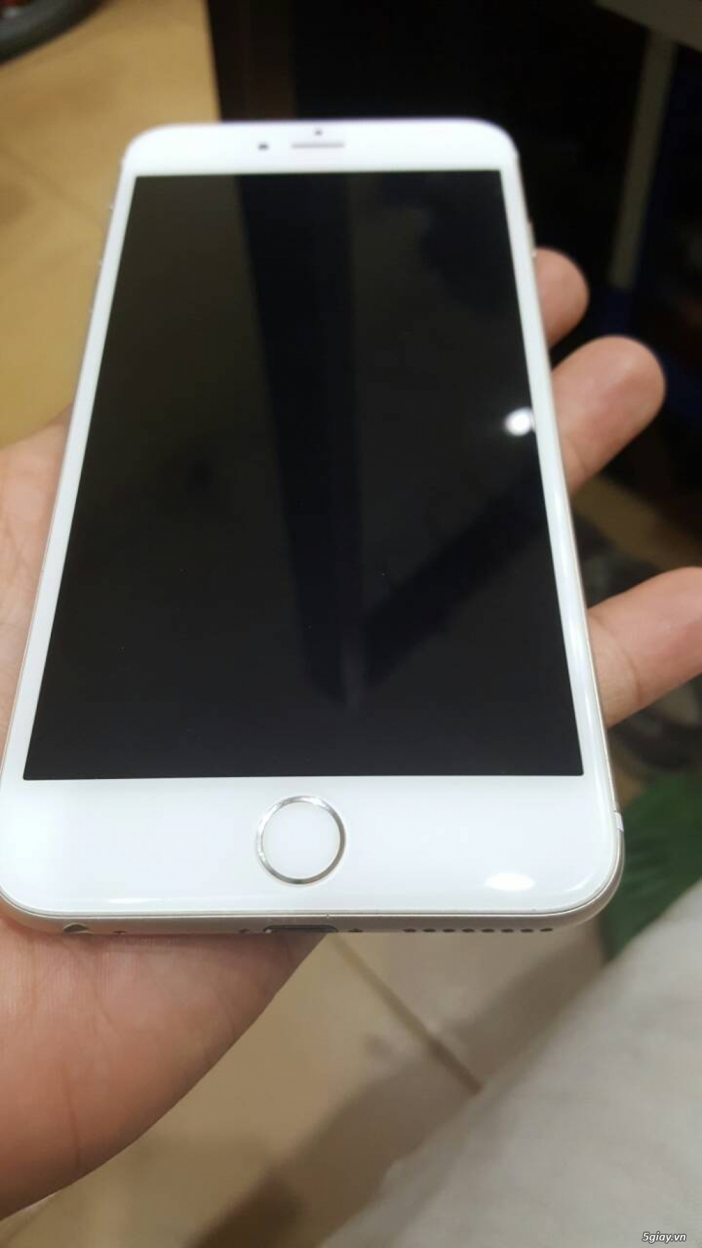 Cần bán iphone 6plus 16gb gold - 1