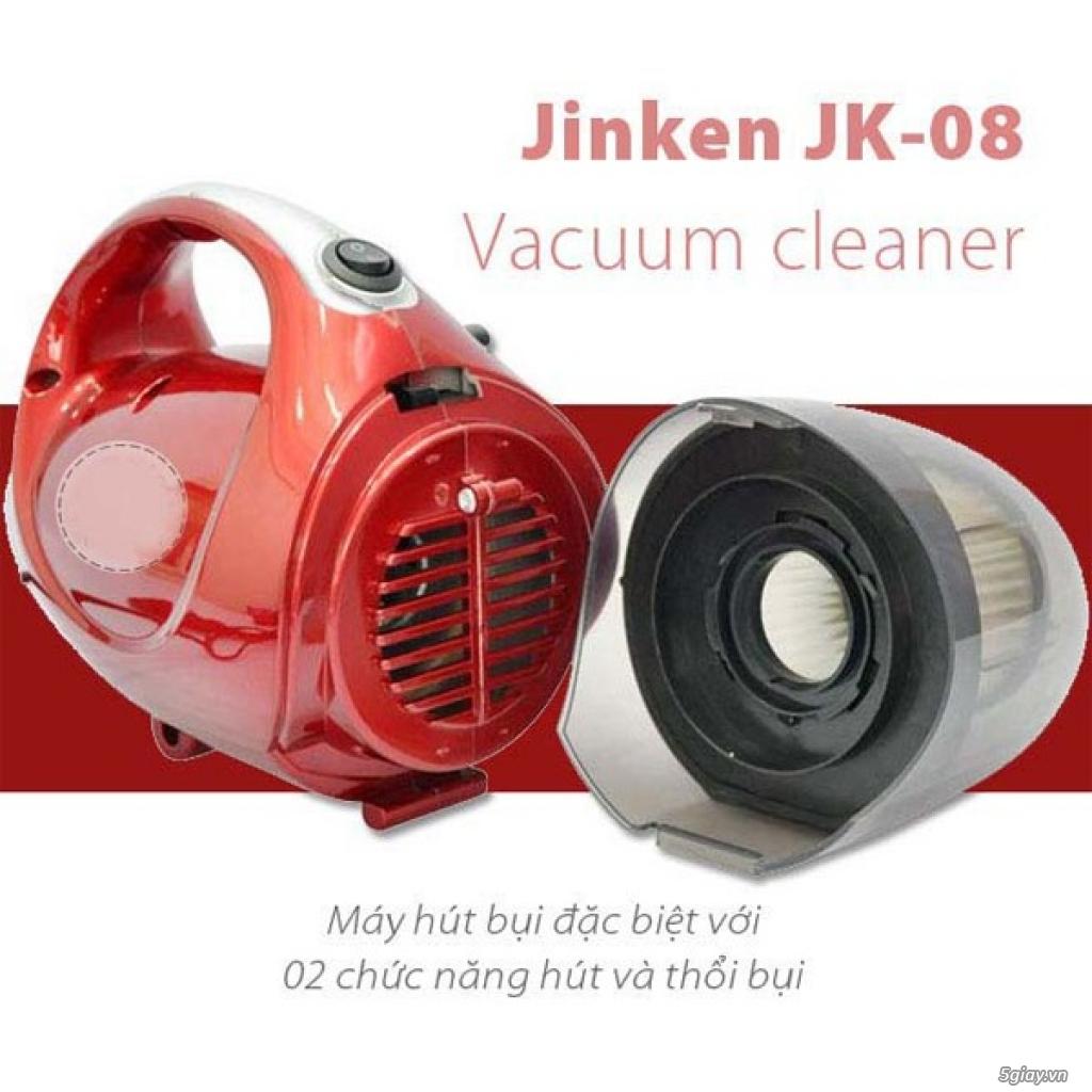 Máy hút bụi mini 2 chiều - Vacuum Cleaner JK-8 (hút - thổi siêu mạnh) - 1