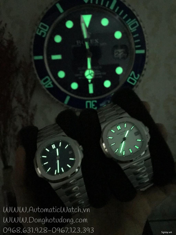 Chuyên đồng hồ Rolex,Hublot,AP, Patek Philippe...Replica1:1 Swiss Made - 14