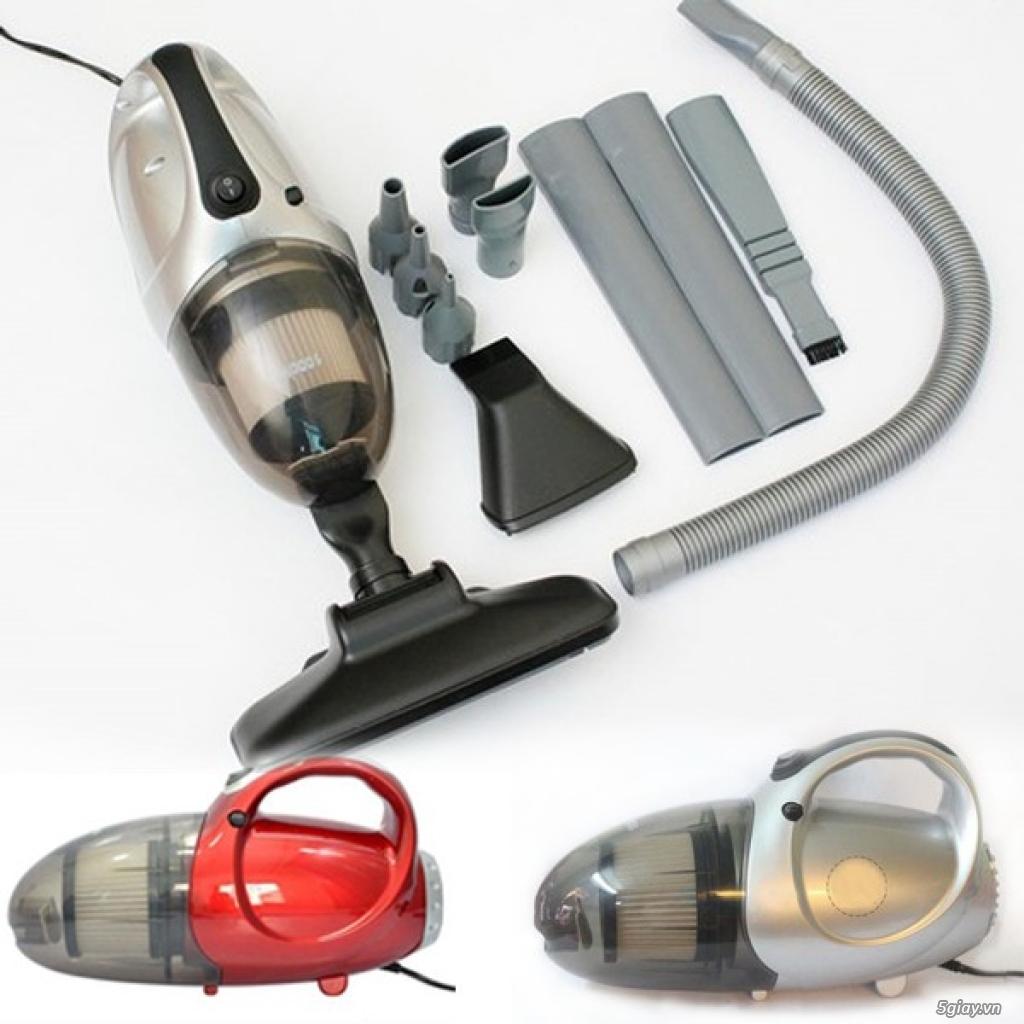Máy hút bụi mini 2 chiều - Vacuum Cleaner JK-8 (hút - thổi siêu mạnh) - 2
