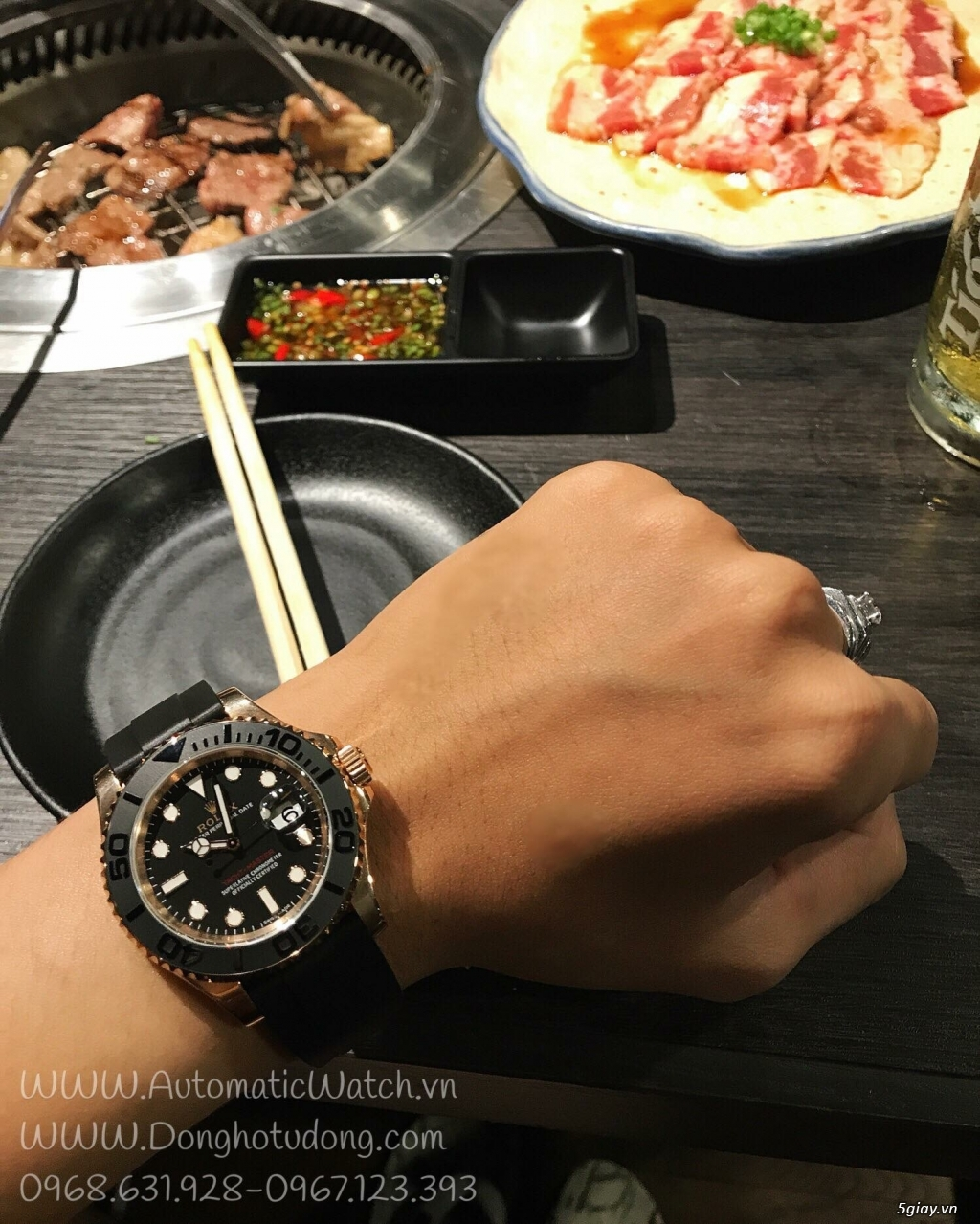 Chuyên đồng hồ Rolex,Hublot,AP, Patek Philippe...Replica1:1 Swiss Made - 40