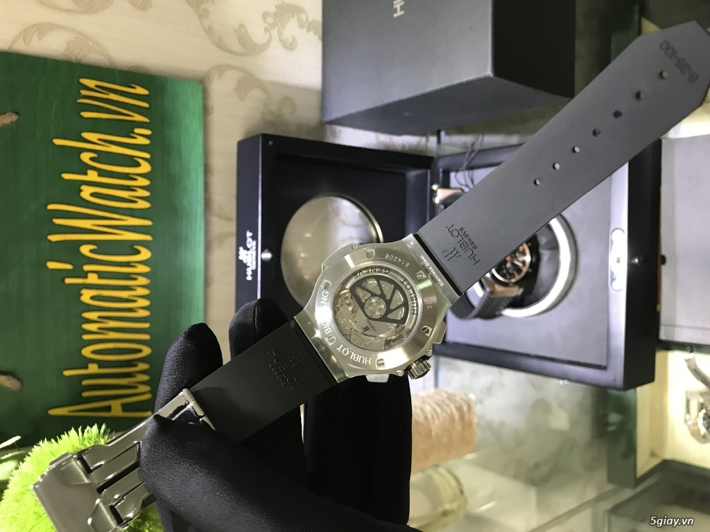 Chuyên đồng hồ Rolex,Hublot,AP, Patek Philippe...Replica1:1 Swiss Made - 20