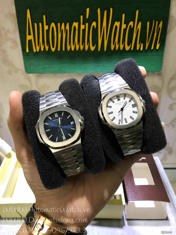 Chuyên đồng hồ Rolex,Hublot,AP, Patek Philippe...Replica1:1 Swiss Made - 13