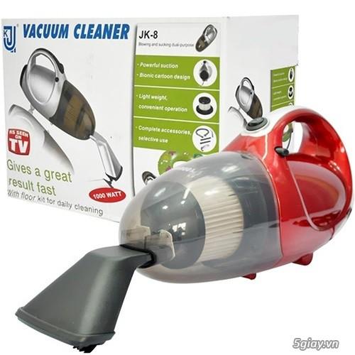 Máy hút bụi mini 2 chiều - Vacuum Cleaner JK-8 (hút - thổi siêu mạnh)