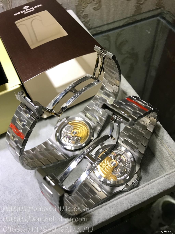 Chuyên đồng hồ Rolex,Hublot,AP, Patek Philippe...Replica1:1 Swiss Made - 15