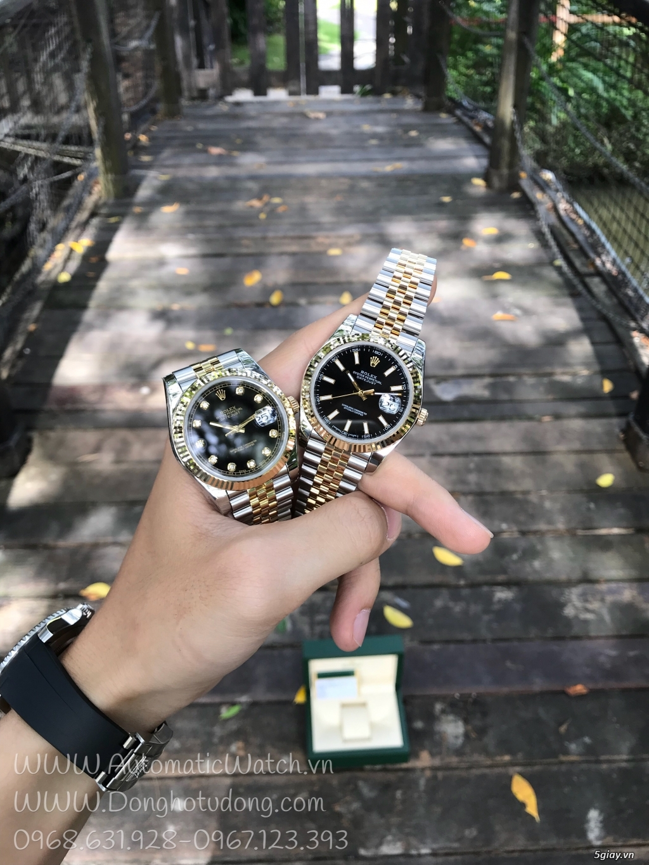 Chuyên đồng hồ Rolex,Hublot,AP, Patek Philippe...Replica1:1 Swiss Made - 45