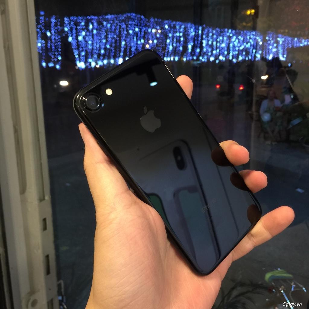 iPhone 7 JetBlack 128Gb máy còn đẹp như mới, có hình thật - 3