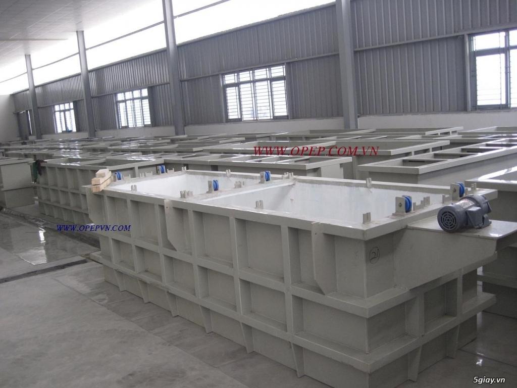 Tháp hấp thụ khí thải bằng nhựa PP PE FRPcompositte - 9