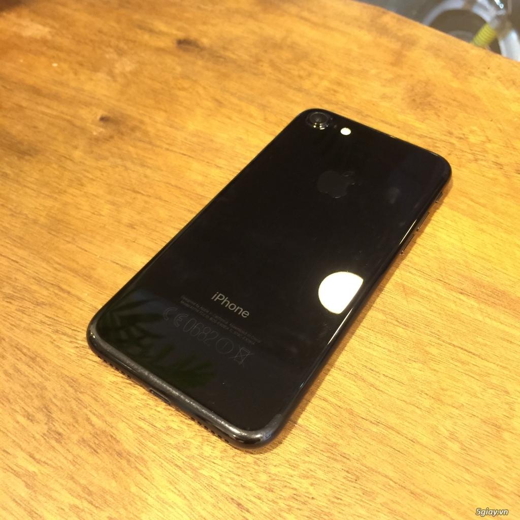 iPhone 7 JetBlack 128Gb máy còn đẹp như mới, có hình thật - 2