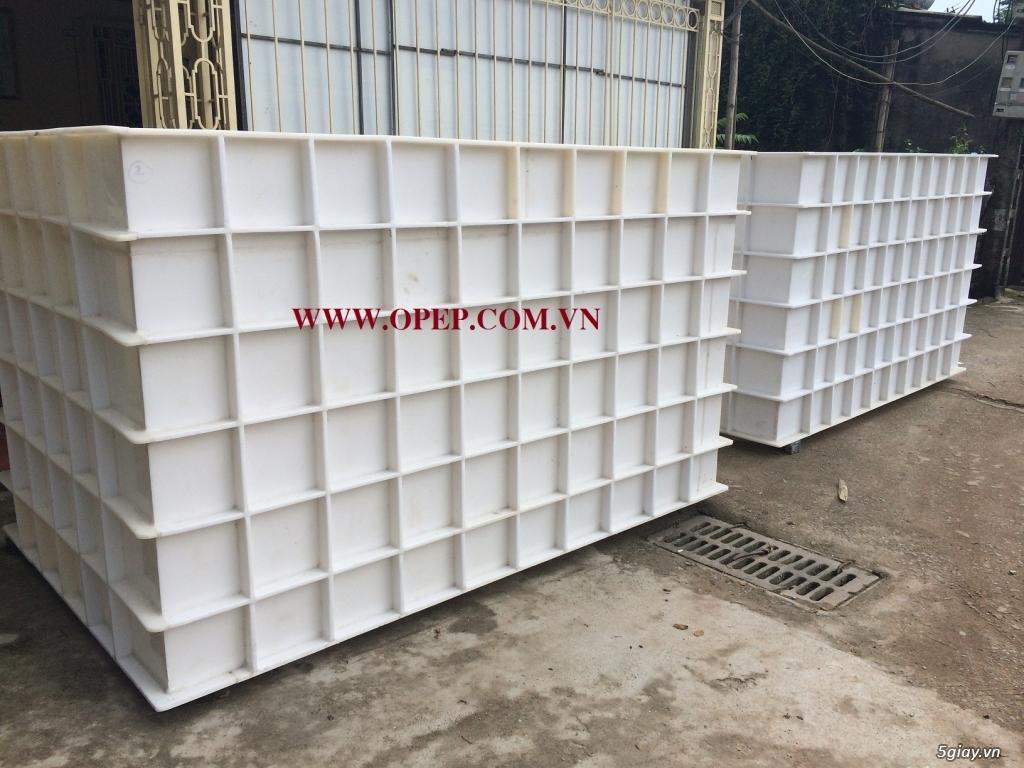 Tháp hấp thụ khí thải bằng nhựa PP PE FRPcompositte - 8
