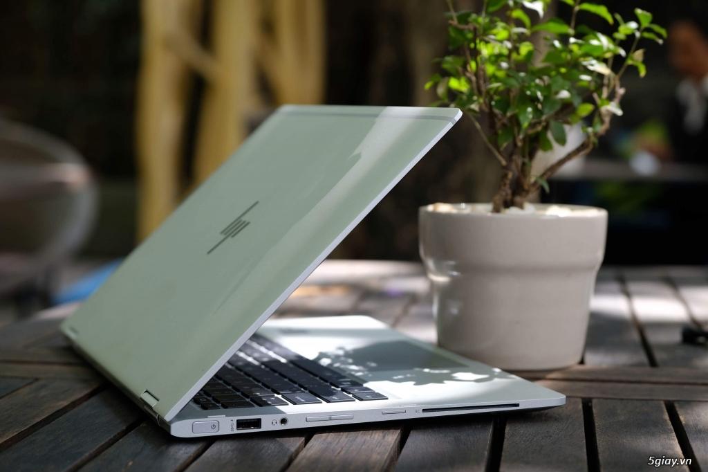 Siêu phẩm HP Elitebook X360 1030 G2 i7 7600 16G 512Gb Touch Screen - 2