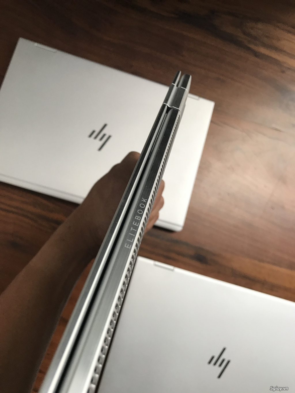 Siêu phẩm HP Elitebook X360 1030 G2 i7 7600 16G 512Gb Touch Screen - 4