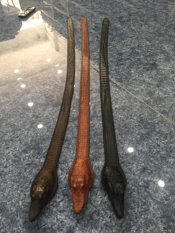 Giảm mạnh cho toàn bộ sản phẩm da cá sấu, đà điểu - 4