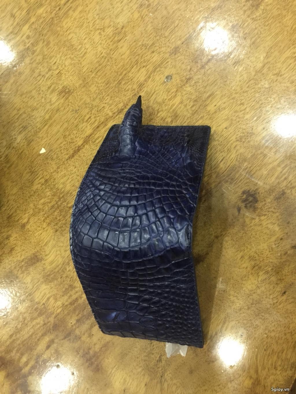 Giảm mạnh cho toàn bộ sản phẩm da cá sấu, đà điểu - 3