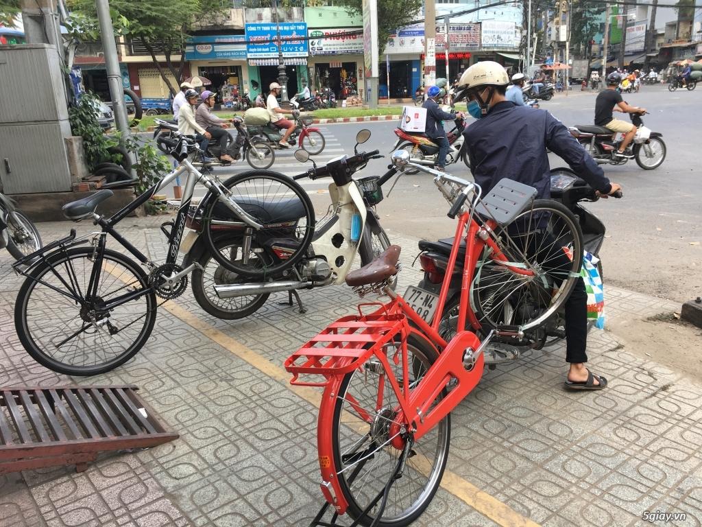 Xe đạp Nhật đã qua sử dụng giá rẻ! - 18