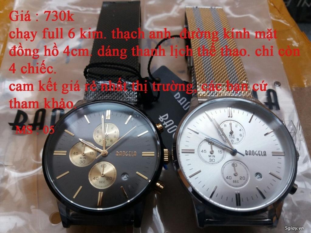 đồng hồ nam giá rẻ nhất toàn quốc cho các bạn lựa chọn - 7