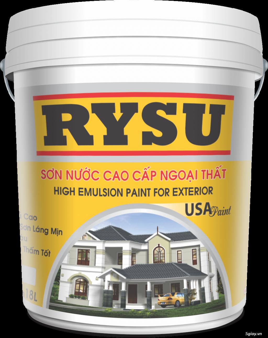 sơn RYSU có tốt không, chiết khấu hấp dẫn cuối năm - 12