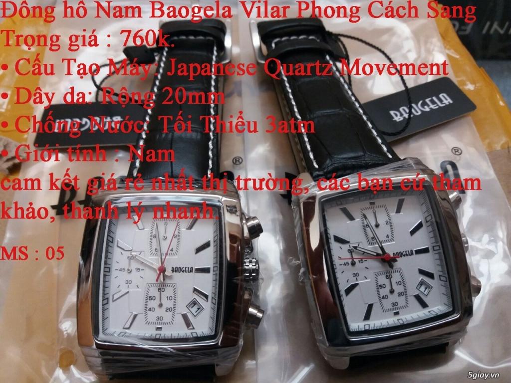 đồng hồ nam giá rẻ nhất toàn quốc cho các bạn lựa chọn - 8