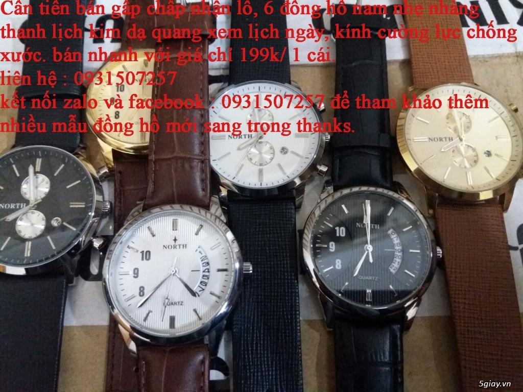 đồng hồ nam giá rẻ nhất toàn quốc cho các bạn lựa chọn