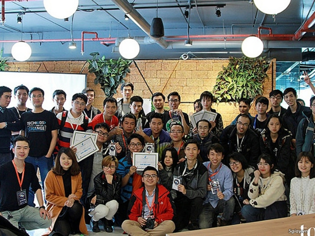 Vietnam Game Jam 2018 - Hackathon lớn nhất Việt Nam khởi động