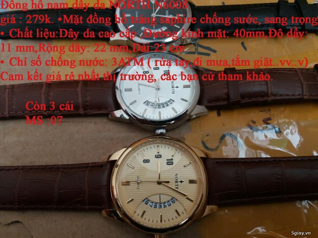 đồng hồ nam giá rẻ nhất toàn quốc cho các bạn lựa chọn - 6