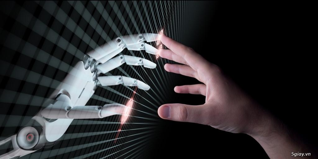 Trí thông minh nhân tạo (A.I) sẽ biết thỏa hiệp với con người - 219398