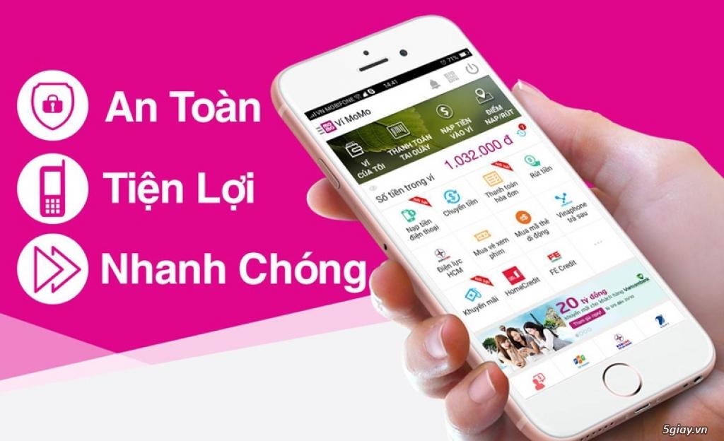 Ai đang chiếm lĩnh thanh toán di động tại Việt Nam? - 219372