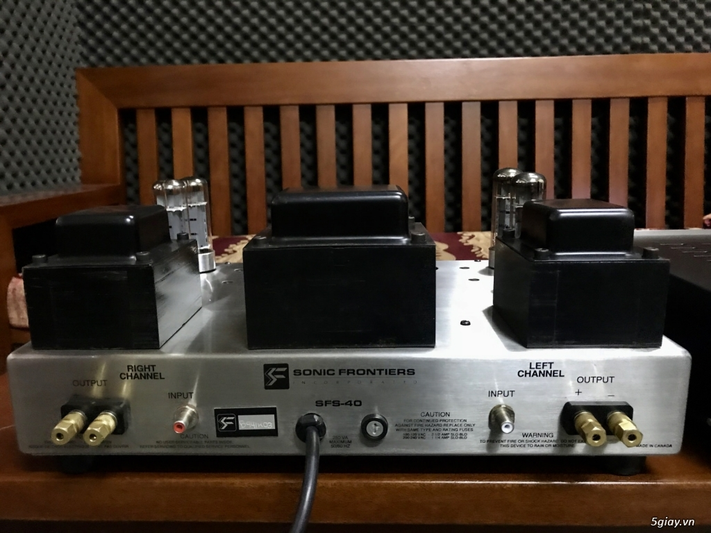 Khanh Audio  Hàng Xách Tay Từ Mỹ  - 2