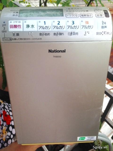 Máy Lọc Nước Điện Giải, Nội Địa Nhật Bản - 5