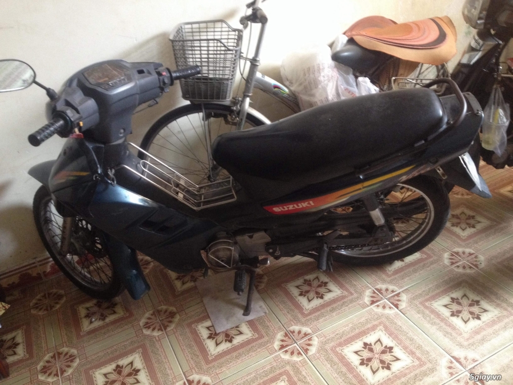 Suzuki ViVa 2003 Việt Nam BSTP SANG TÊN - 2