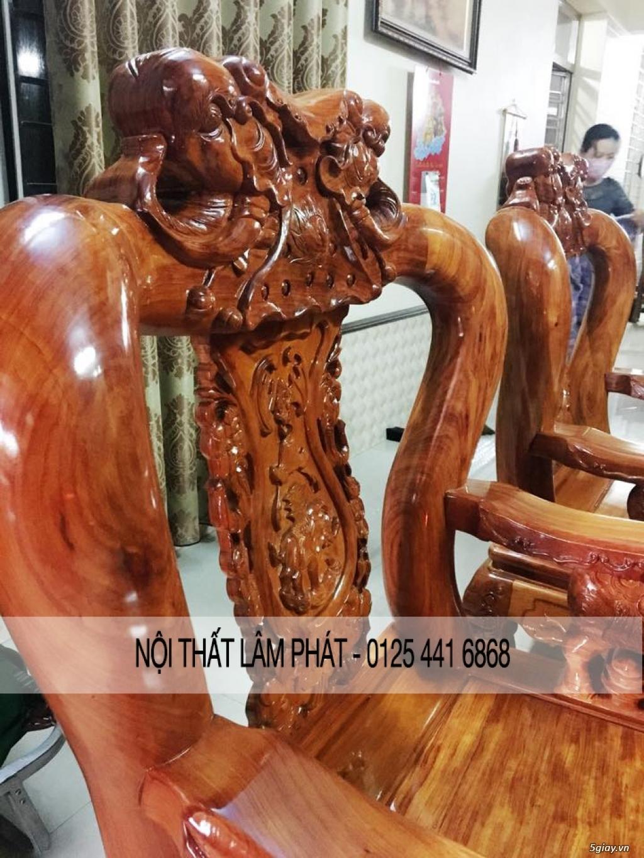 Bàn thờ,tủ thờ,sập thờ gỗ Hương Đỏ, Gụ,Lim các loại,Kích thước bàn thờ - 8
