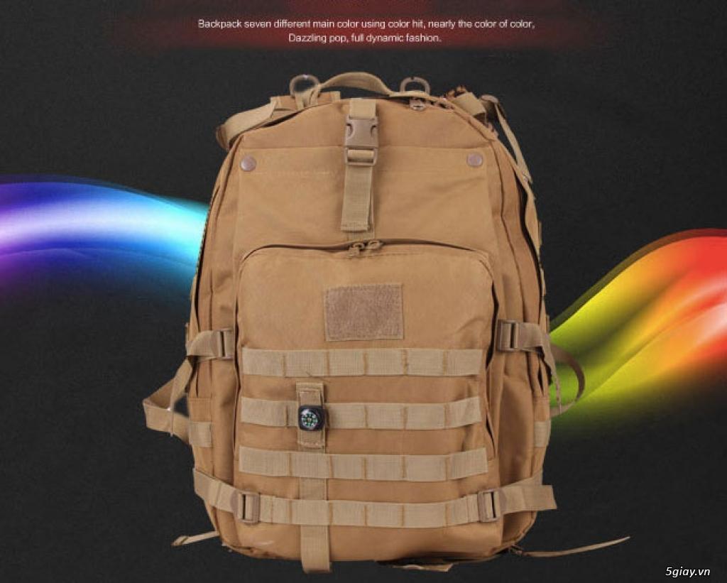Bạn Cần Store - Chuyên Balo, Phụ Kiện Phong Cách Tactical - 5