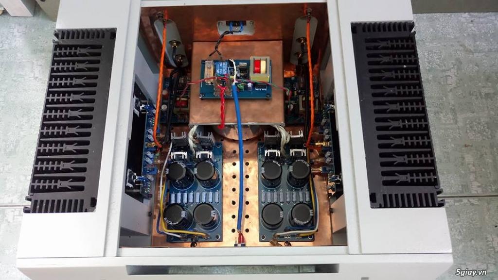 Linh kiện điện tử, PCB và DIY kit cho High-end Audio . ART Audio - 1