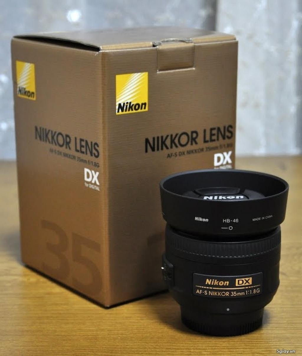 Nikon D90 + 35 1.8G VR2 + 55-200 VR