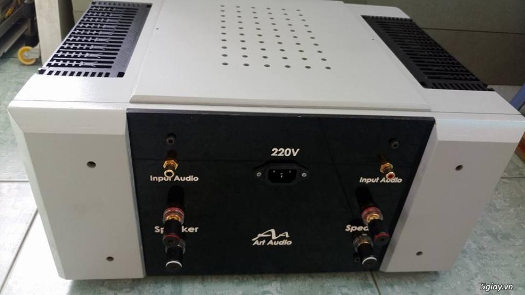 Linh kiện điện tử, PCB và DIY kit cho High-end Audio . ART Audio - 2