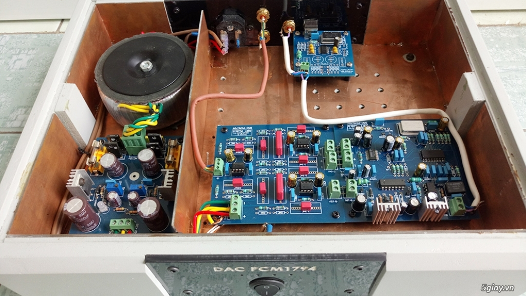 Linh kiện điện tử, PCB và DIY kit cho High-end Audio   ART Audio | 5giay