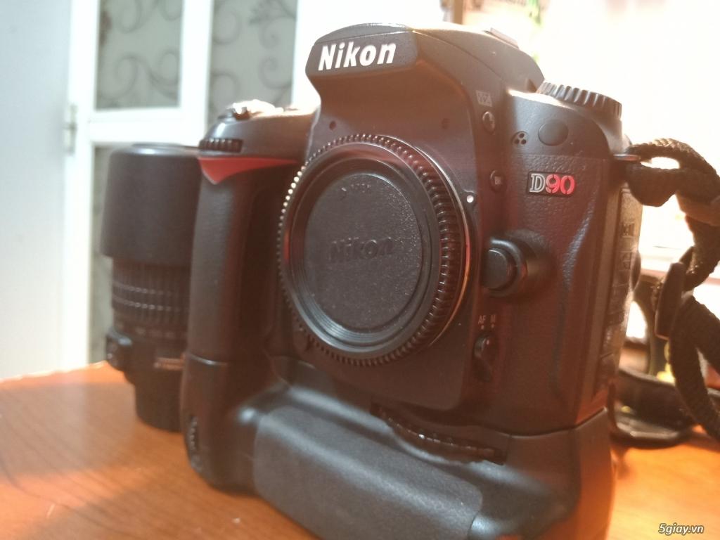 Nikon D90 + 35 1.8G VR2 + 55-200 VR - 1