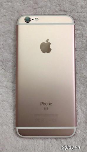 Lên X - cần bán 1 em Iphone 6S - 64G - ROSE - Đẹp như Ngọc Trinh - 1