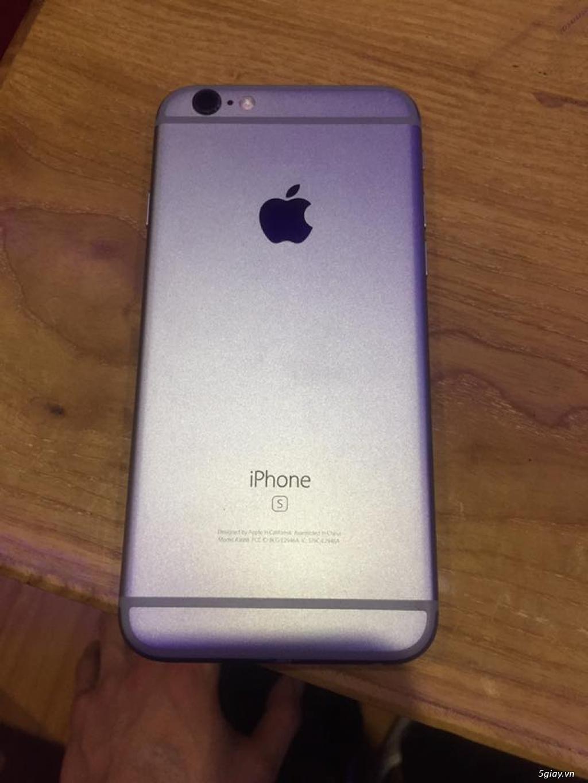 IPHONE 6S GRAY 16GB MỚI 98 99% GIÁ ĐẸP Ạ - 1