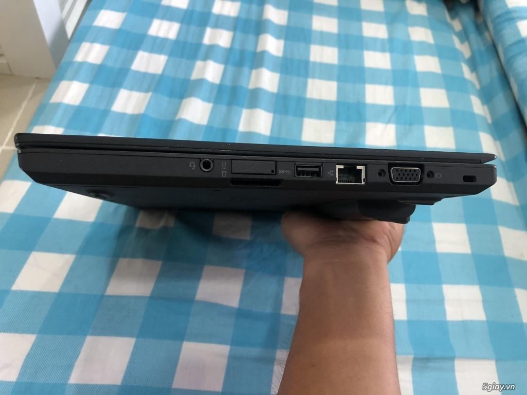 Lenovo ThinkPad T440 i7 4600u ram 8gb ssd 256gb máy như mới - 2