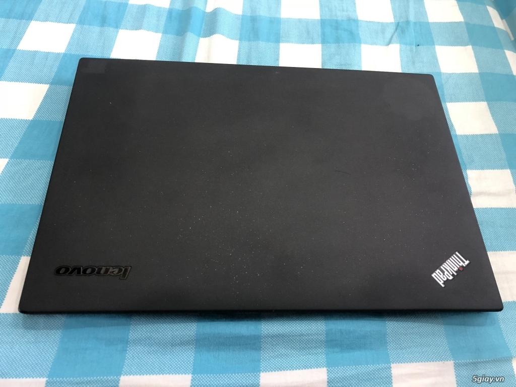 Lenovo ThinkPad T440 i7 4600u ram 8gb ssd 256gb máy như mới - 4