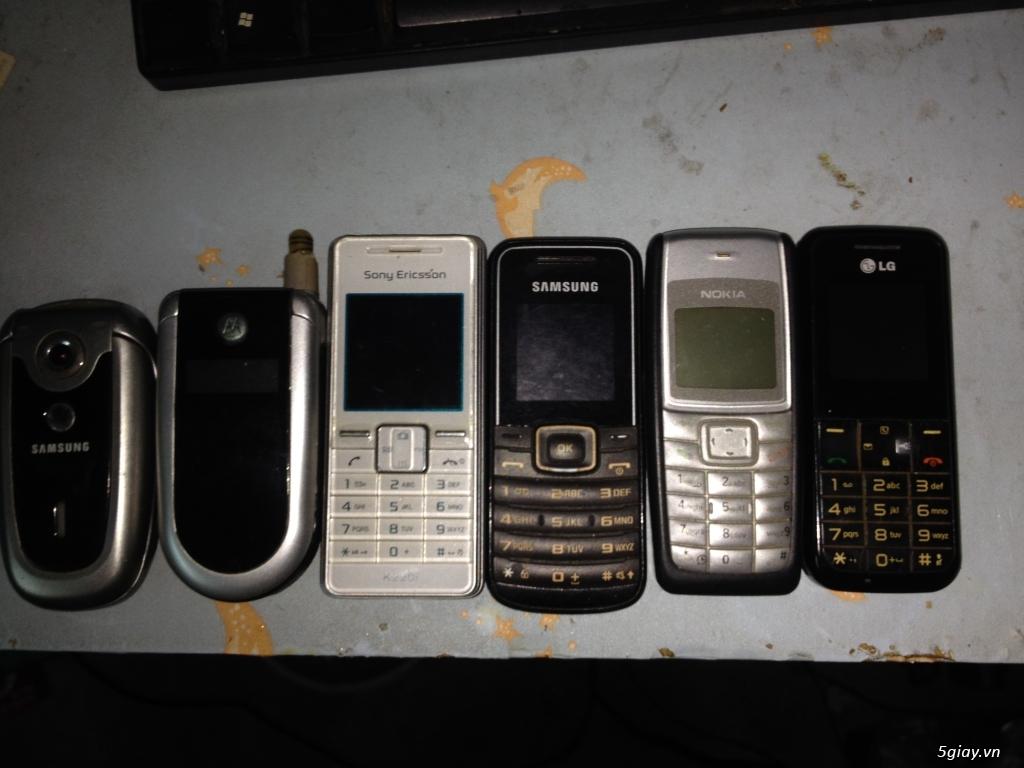 thu mua xác điện thoại + pin