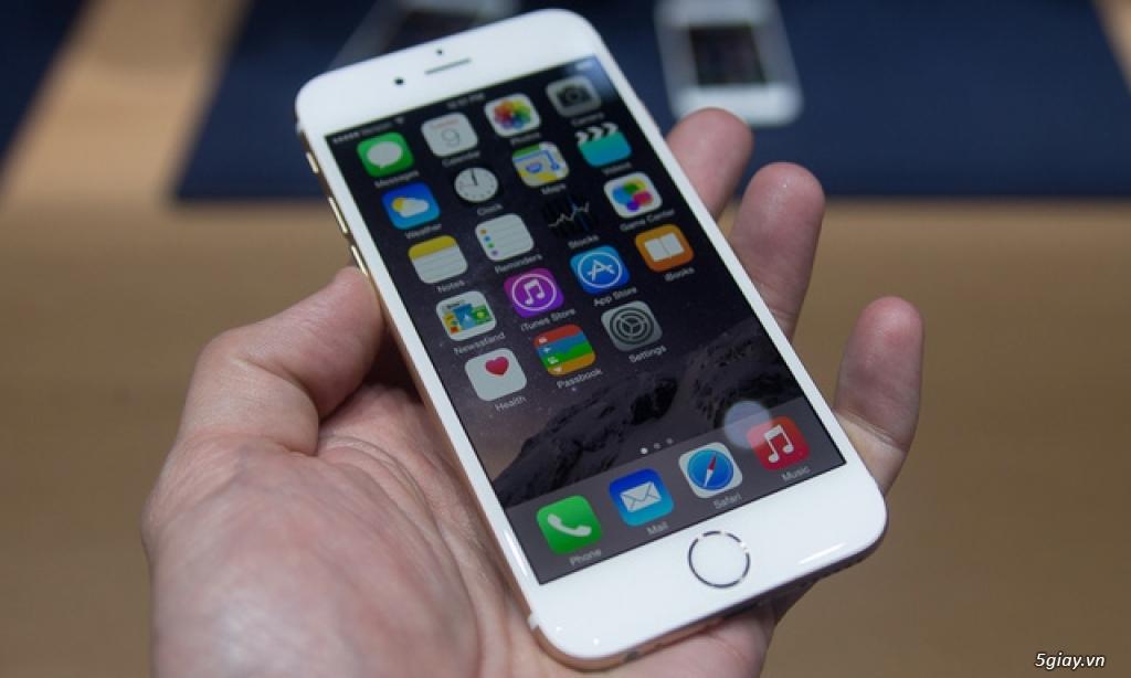 1000 chiếc Iphone 5s, 6, 6 plus chính hãng giá bằng 1/2 giá thị trường - 2