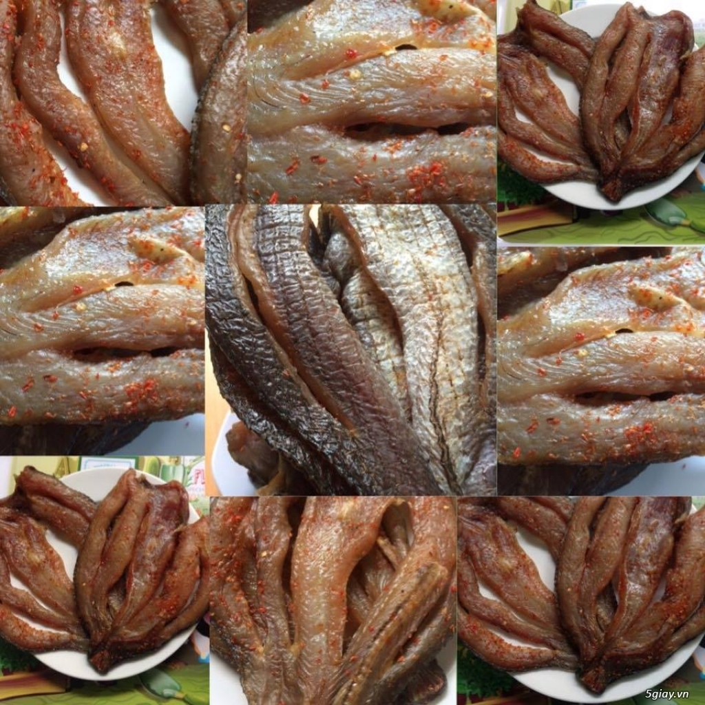 Đặc Sản Khô Cá Lóc Hồng Ngự-Món Ngon Miền Sông Nước - 19