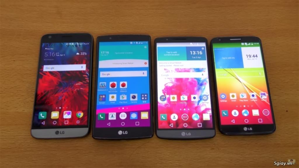 Hàng loạt LG smarphone 2017 dính lỗi bootloop - 220107