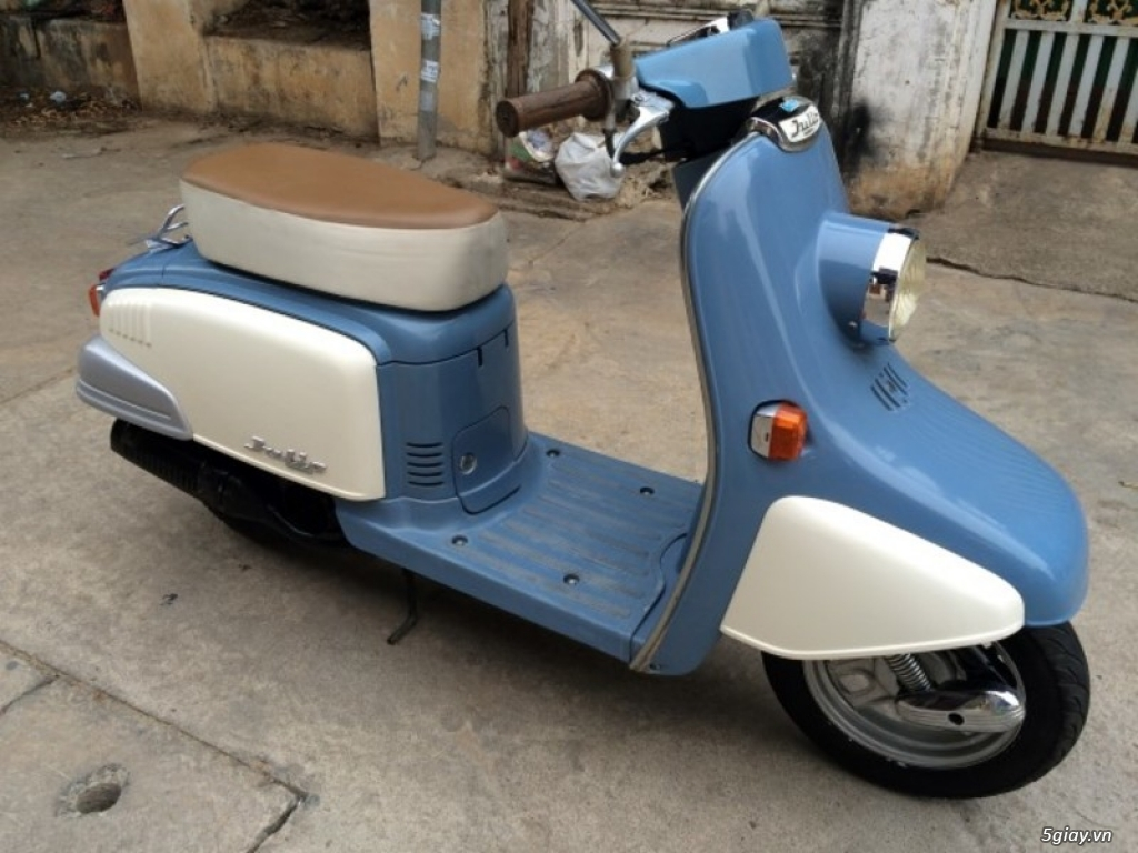 Xe máy Honda Julio Nhật 50cc 2 thì