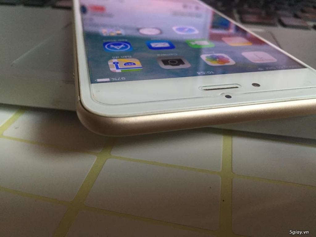 Cần bán iPhone 6plus lock 64g màu gold - 3
