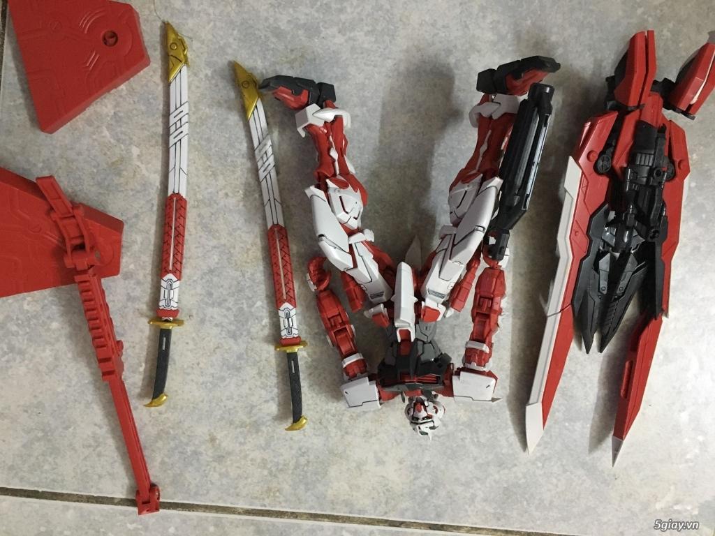 Dọn nhà Tết cần bán Figma và Gundam - 1