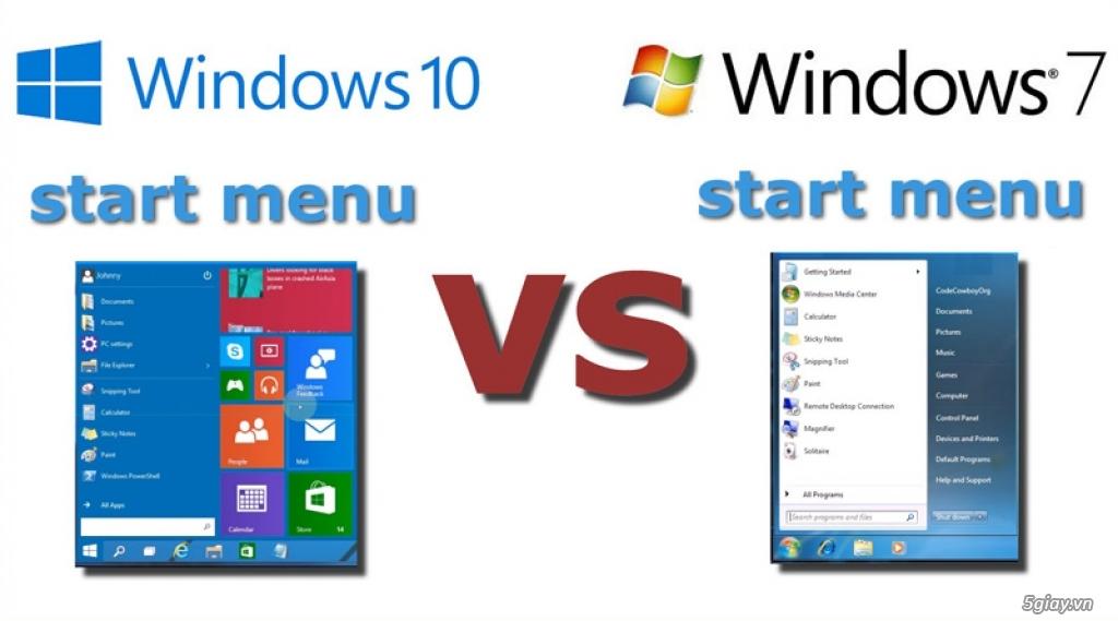 Windows 10 được ưa thích hơn windows 7 - 220206